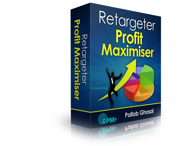 Retargeter Profit Maximiser, 101 ways to make money online, make money online, free, download, free download, 2015, September, secrets, tips, get, here, now, immediate access,