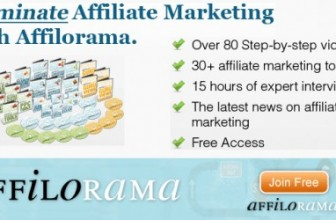 Affilorama Secrets to Affiliates Making Money Online